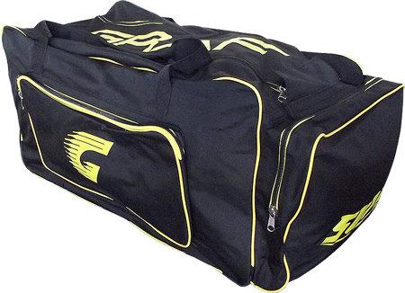 Černo-žlutá hokejová taška - senior Graf