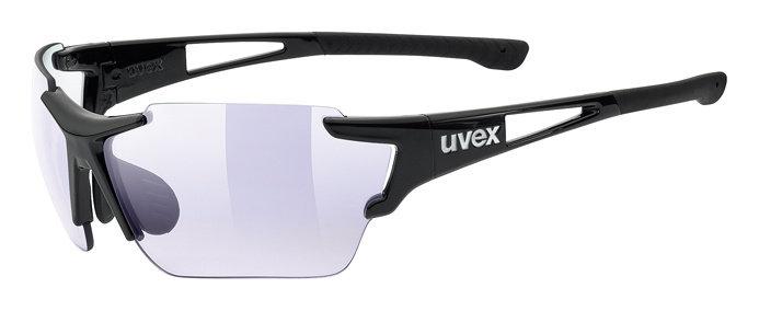 Sluneční brýle - Uvex Sportstyle 803 Race VM černá