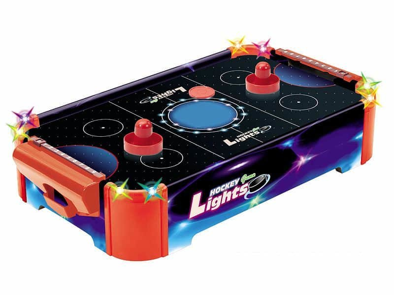 Stolní hokej - SPARTAN Mini Airhockey