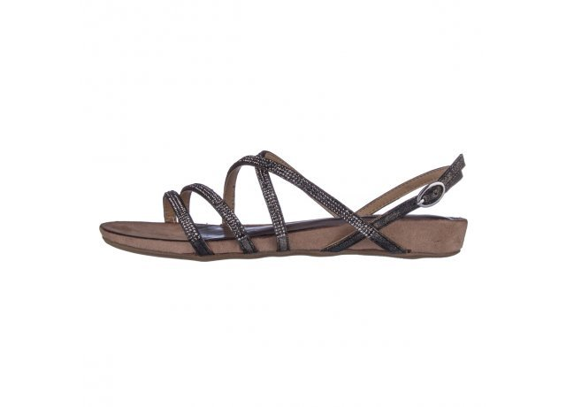 Černé sandály s.Oliver
