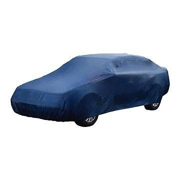Modrá plachta na auto Compass