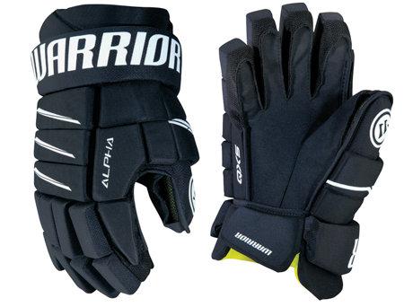 Hokejové rukavice Alpha QX, WARRIOR