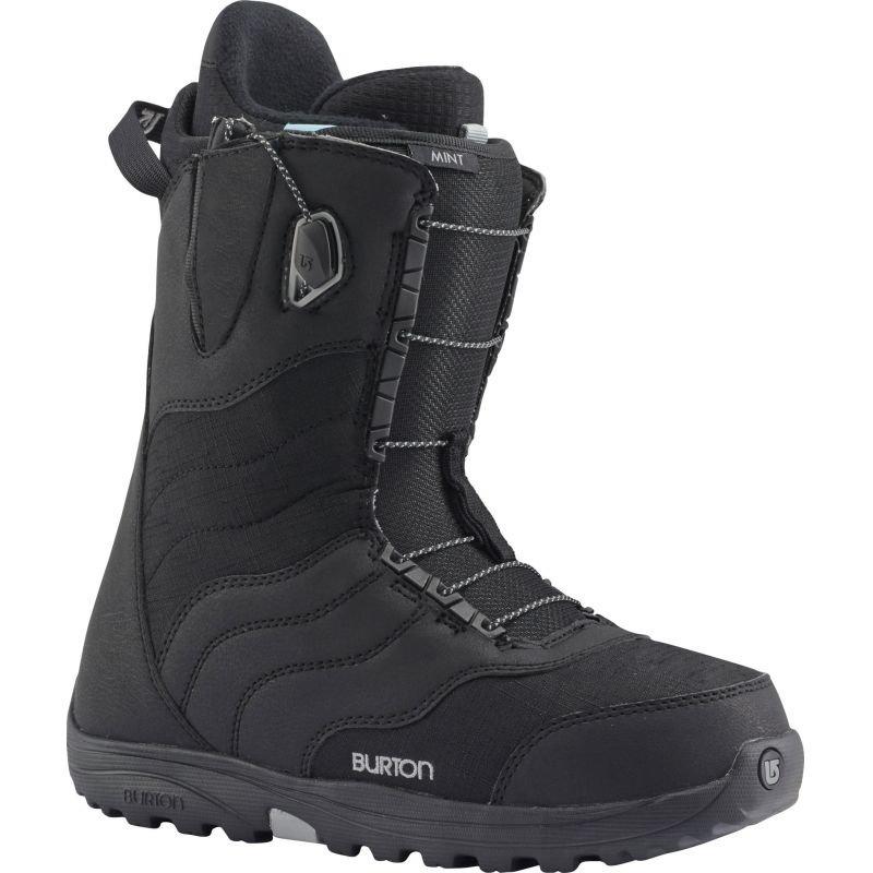 Černé dámské boty na snowboard Burton - velikost 37 EU