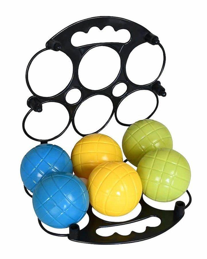 Pétanque SportTeam 6x koule, 1x obal