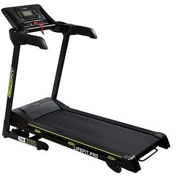 Běžecký pás TM5100, Lifefit - nosnost 120 kg