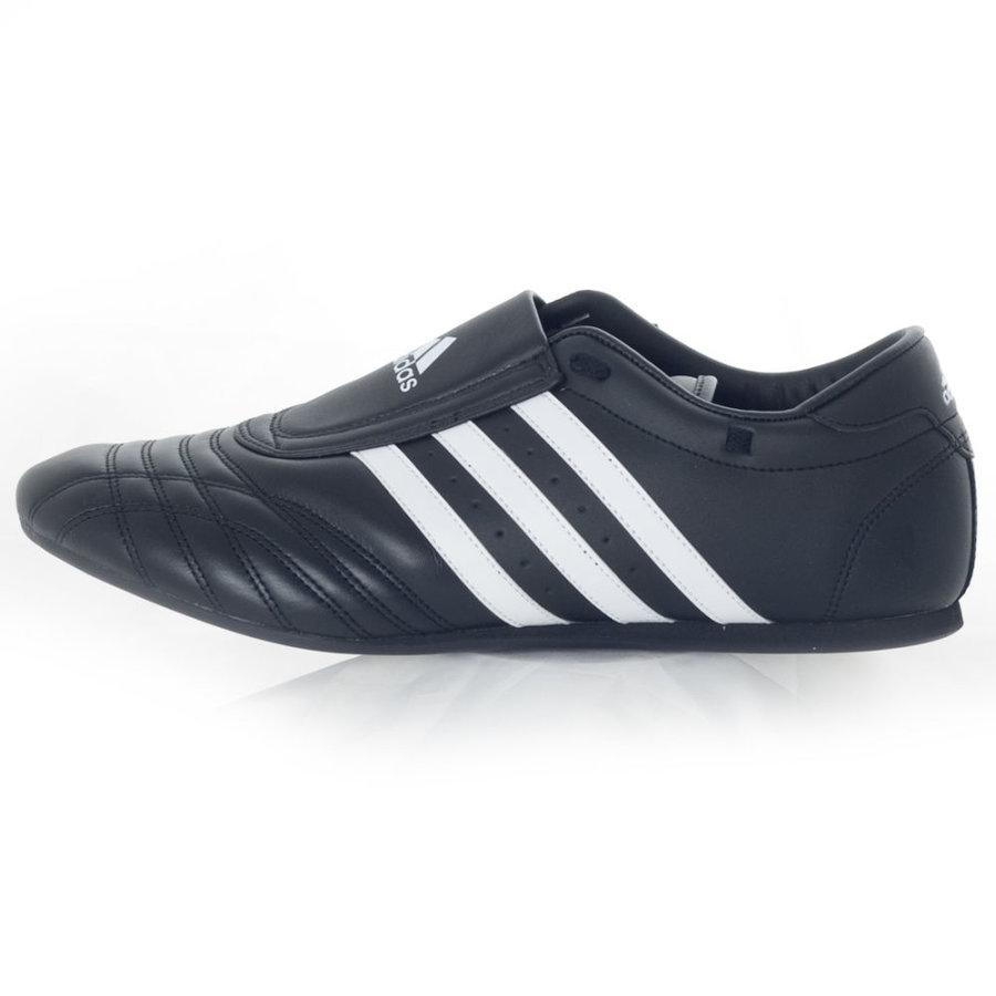 Sálové boty - obuv - Budo boty adidas SM II - černá - černá - velikost 10