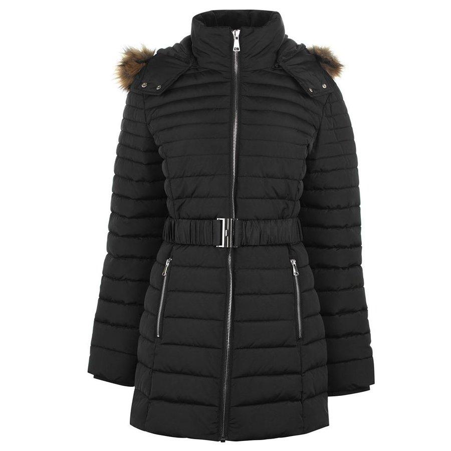 Černá zimní dámská bunda Golddigga
