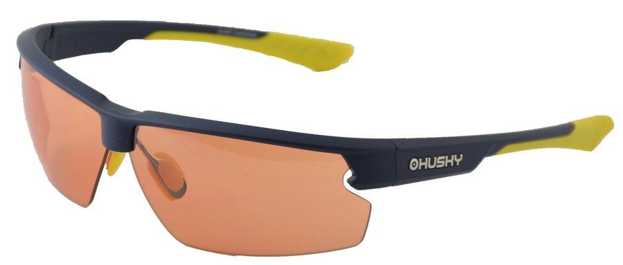 Sluneční brýle - Sportovní brýle Slamy modrá/žlutá