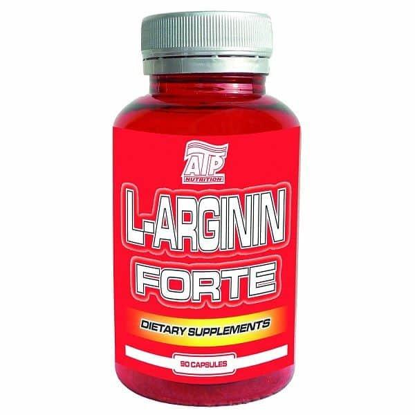 L-Arginin - ATP L-Arginin Forte 90 tablet 90 cps