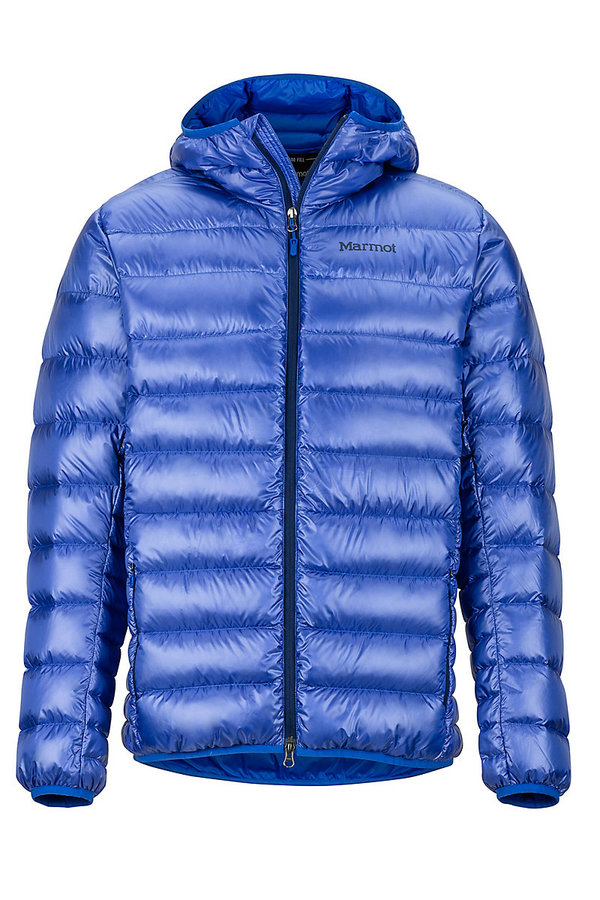 Modrá pánská bunda Marmot