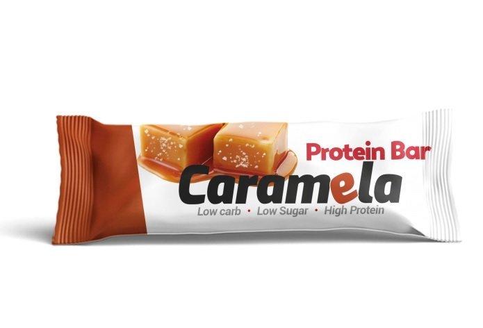 Proteinová tyčinka - Czech Virus Caramela Protein Bar 45g