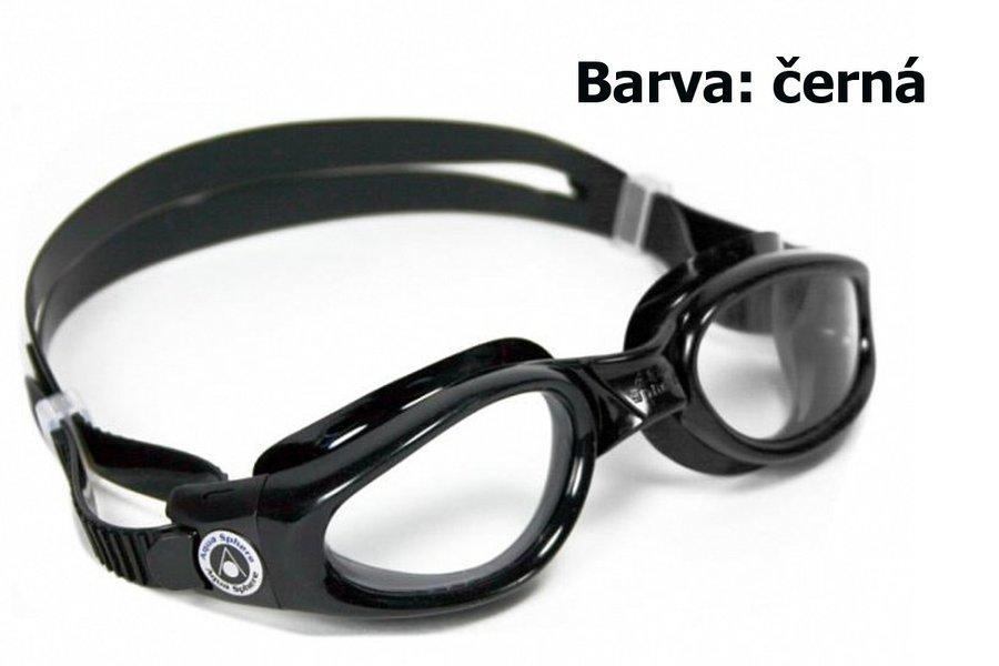 Černé dětské plavecké brýle KAIMAN, Aqua Sphere