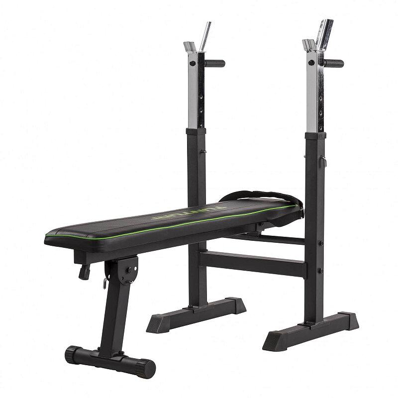 Bench posilovací lavice WB20 Basic Weight Bench, Tunturi