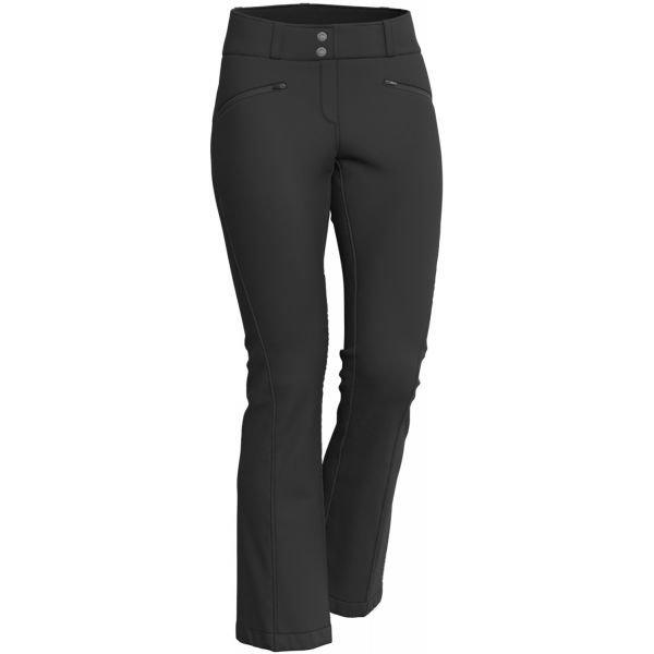 Černé softshellové dámské kalhoty Colmar - velikost 44