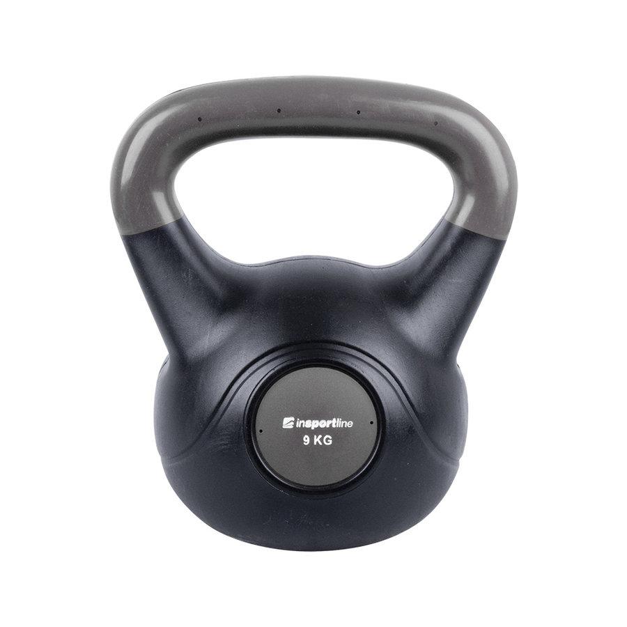 Kettlebell inSPORTline - 9 kg
