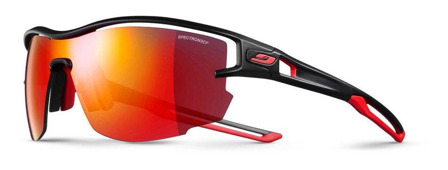 Polarizační brýle - Sluneční brýle Julbo Aero SP3 CF Barva obrouček: černá
