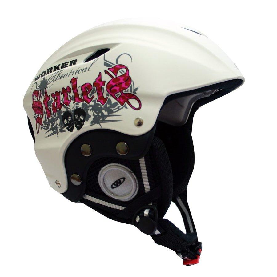 Lyžařská helma Worker - velikost XS