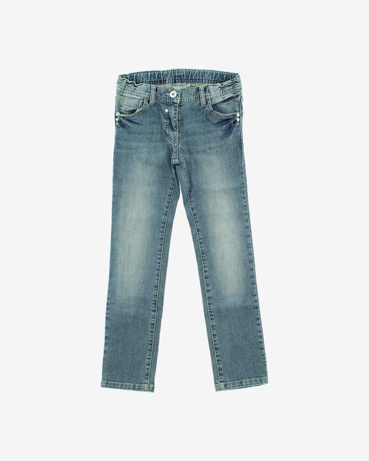 Modré dívčí džíny Geox