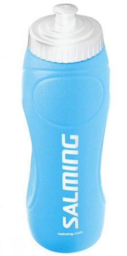 Modrá sportovní láhev na pití Salming - objem 1 l