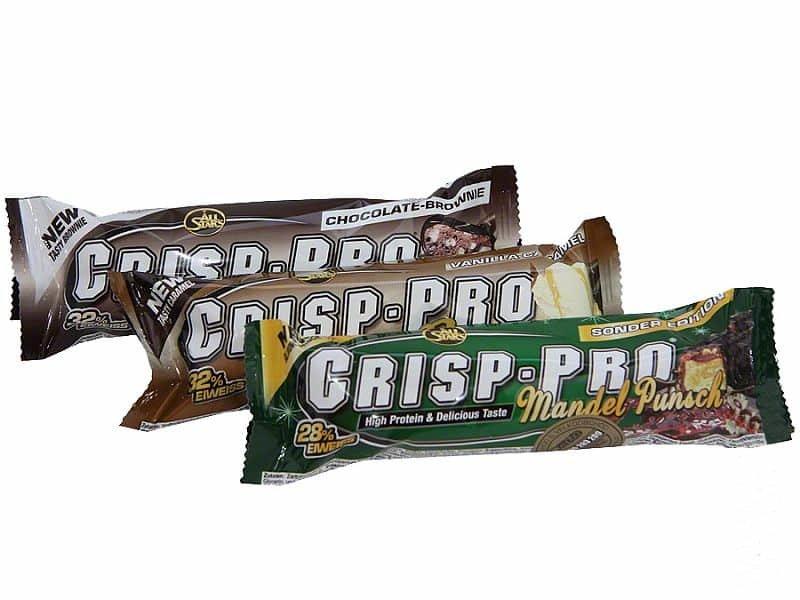 Proteinová tyčinka - All Stars Crisp-Pro bar 32% 50g kokos-karamel