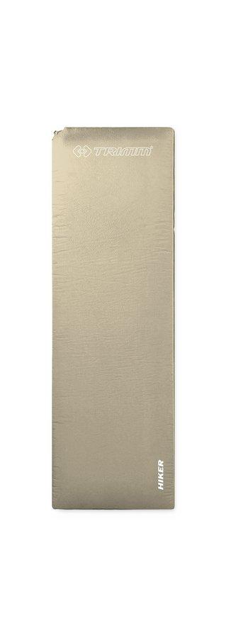 Béžová samonafukovací karimatka Trimm - tloušťka 2,5 cm