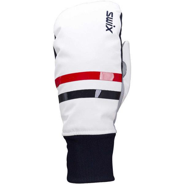 Modré rukavice na běžky Swix - velikost 5