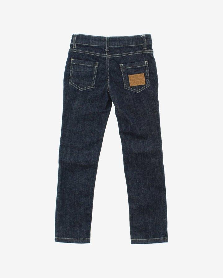 Modré dívčí džíny John Richmond - velikost 116