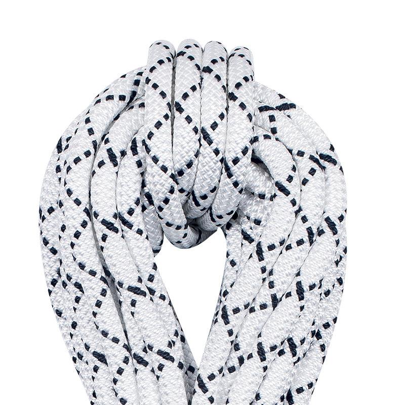 Bílé horolezecké lano Beal - průměr 11 mm