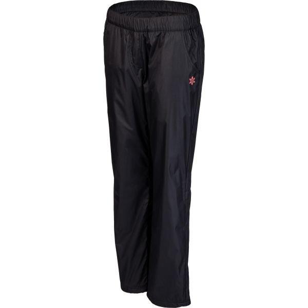 Černé dámské lyžařské kalhoty Willard