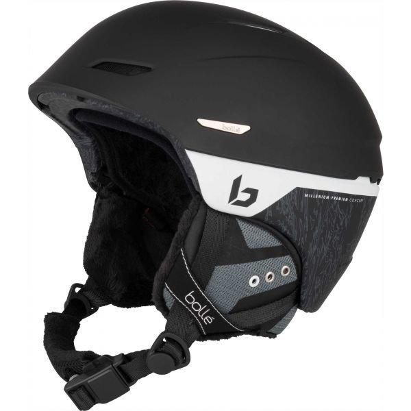 Černá lyžařská helma Bollé - velikost 54-58 cm