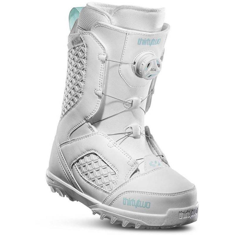 Bílé dámské boty na snowboard ThirtyTwo