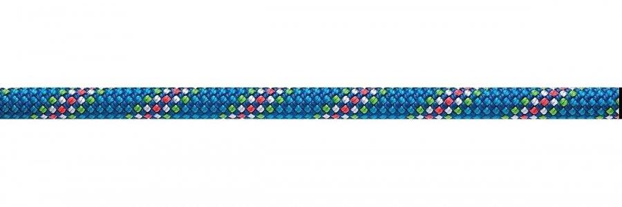 Modré horolezecké lano Beal - průměr 8,6 mm a délka 40 m
