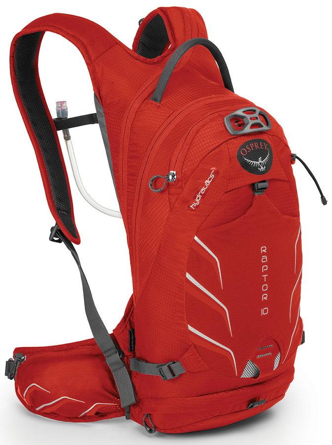 Červený batoh Osprey - objem 10 l