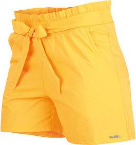 Žluté dámské kraťasy Litex