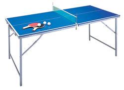 Modrý vnitřní stůl na stolní tenis 907B, Giant Dragon