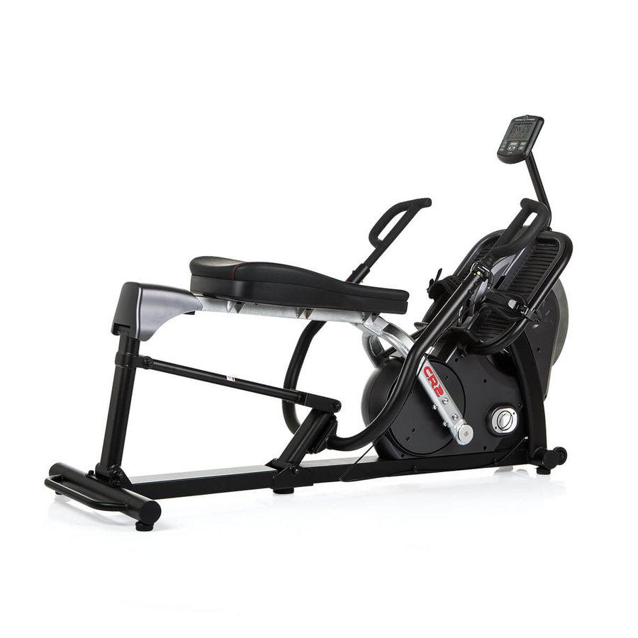 Veslovací trenažér Cross Rower CR2.1X, Finnlo - nosnost 150 kg