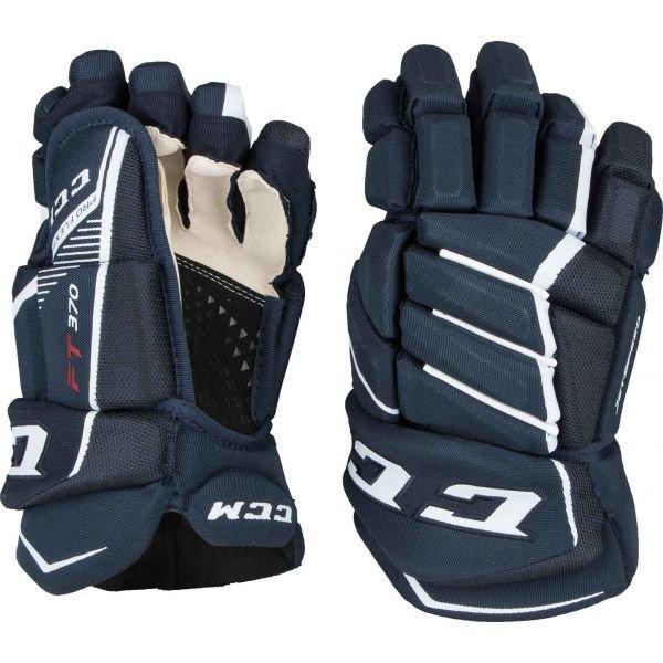 "Hokejové rukavice - senior CCM - velikost 15"""