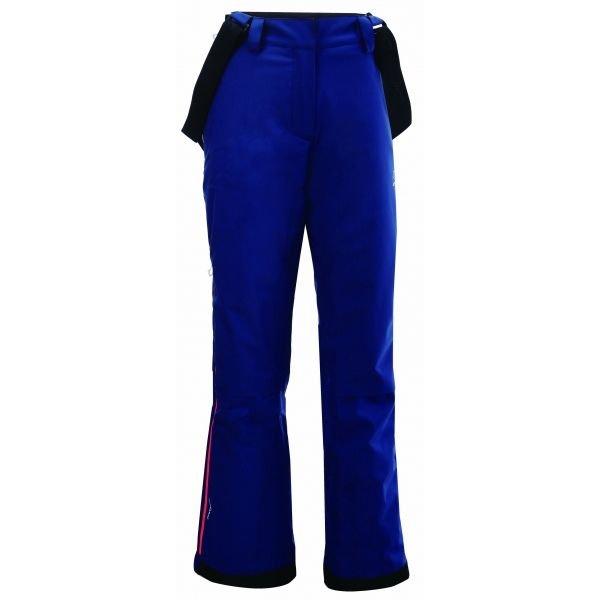Modré dámské lyžařské kalhoty 2117 of Sweden - velikost 36