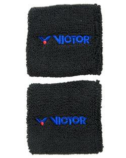 Černé potítko Victor - 2 ks