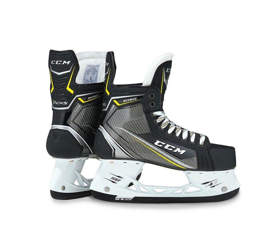 Hokejové brusle TACKS 9060, CCM - šířka D