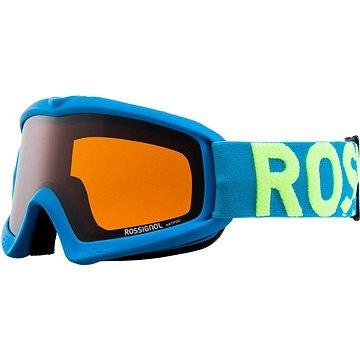 Modré dětské lyžařské brýle Rossignol
