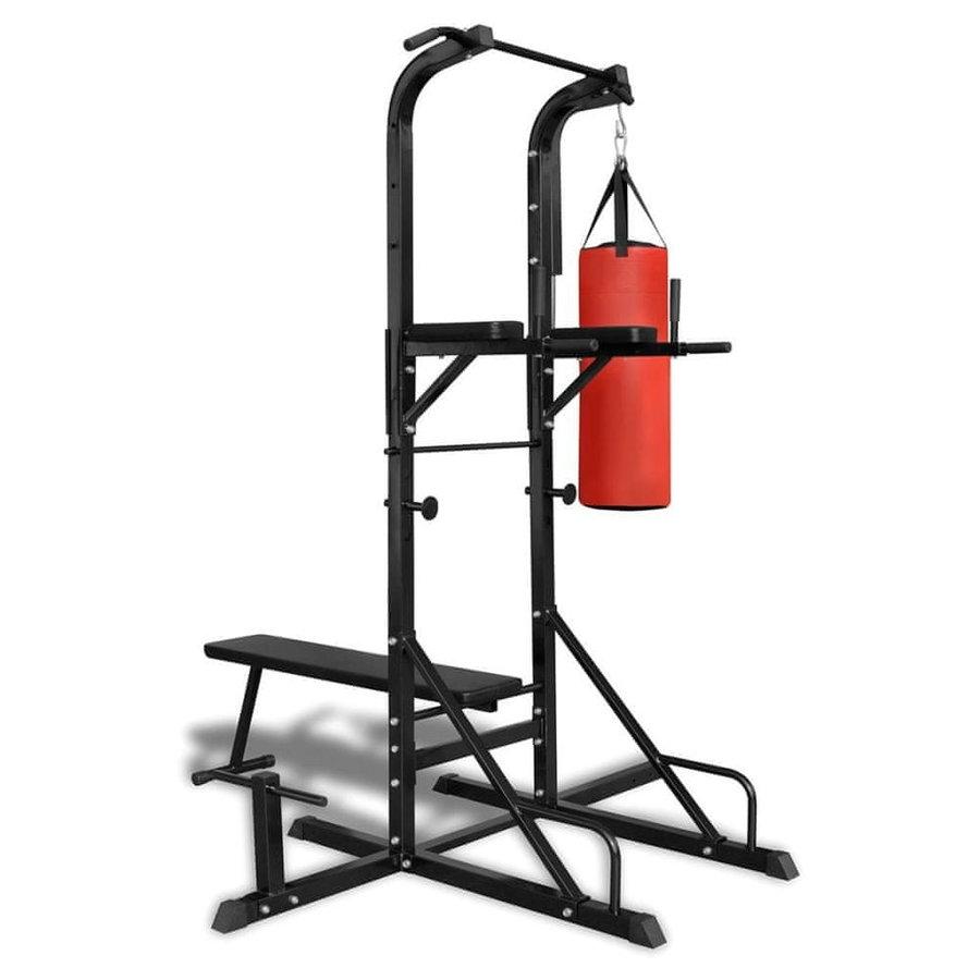 Posilovací věž Shumee - nosnost 100 kg