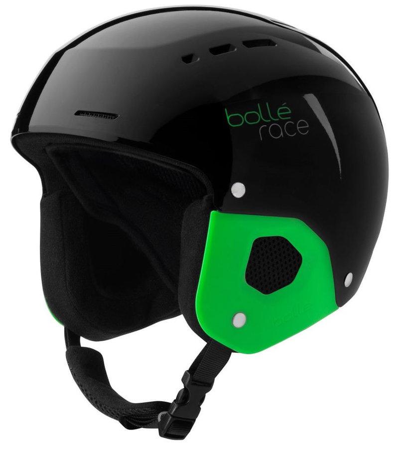 Černá dětská lyžařská helma Bollé - velikost 52-55 cm