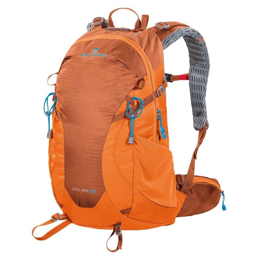 Oranžový skialpový batoh Ferrino - objem 22 l