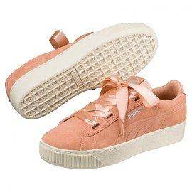 Oranžové dámské tenisky Puma