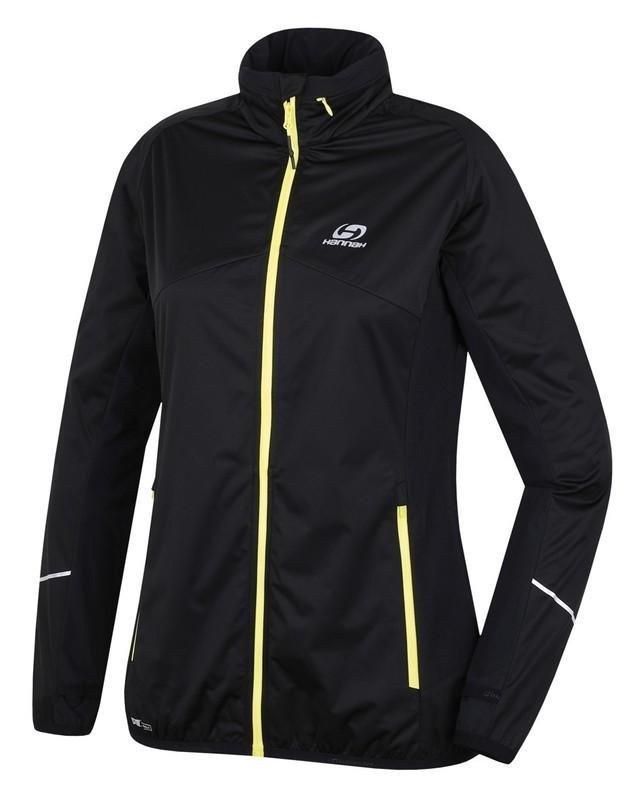 Černá dámská lyžařská bunda Hannah - velikost 34