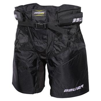 Modré hokejové návleky - senior Bauer - velikost XL