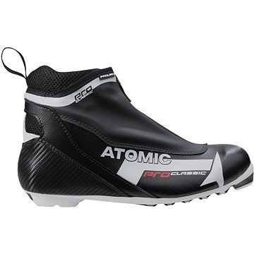 Černé pánské boty na běžky Atomic - velikost 41 EU