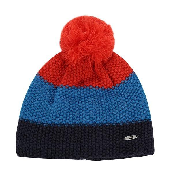 Modrá dětská zimní čepice Alpine Pro - univerzální velikost