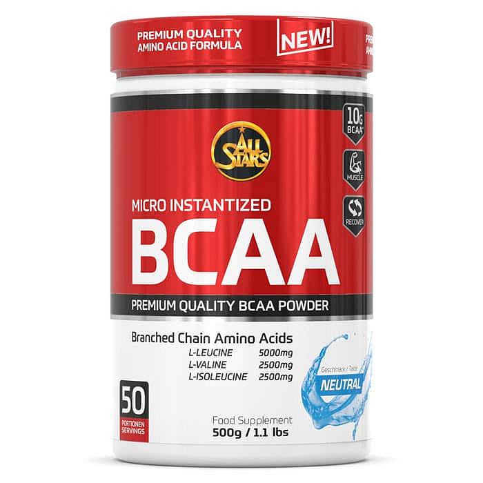 BCAA - All Stars BCAA 4000 210 tablet 210 cps